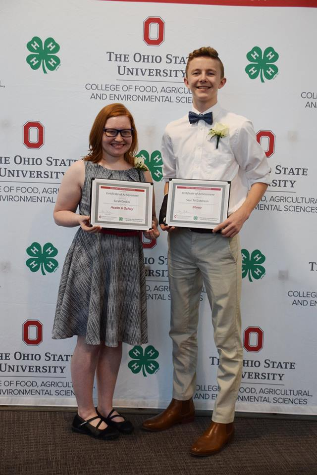 Congratulations to Licking County's State Project Award Winners